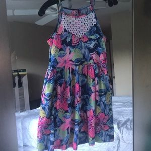 Girls cotton Lily Pulitzer dress